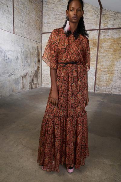 GIAMBA Spring 2018 Ready-to-Wear - Look #27