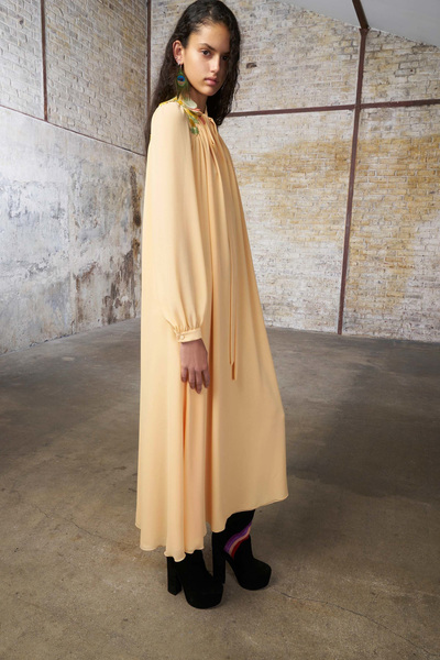 GIAMBA Spring 2018 Ready-to-Wear - Look #29