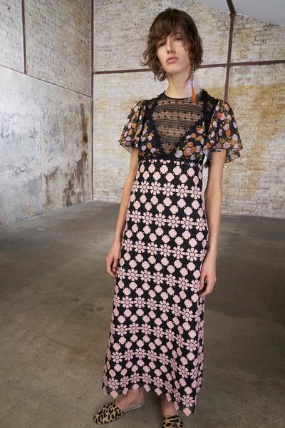 GIAMBA Spring 2018 Ready-to-Wear - Look #37
