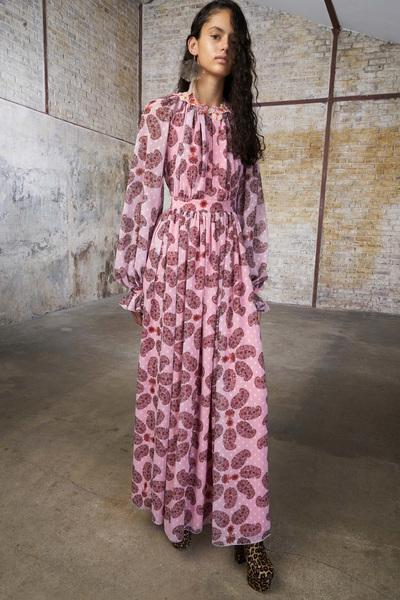 GIAMBA Spring 2018 Ready-to-Wear - Look #45