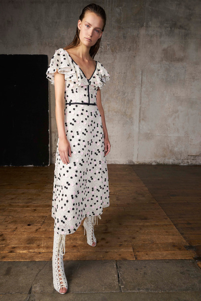Giambattista Valli Resort 2018 - Look #14