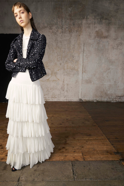 Giambattista Valli Resort 2018 - Look #2