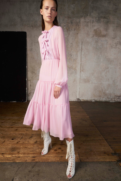 Giambattista Valli Resort 2018 - Look #31