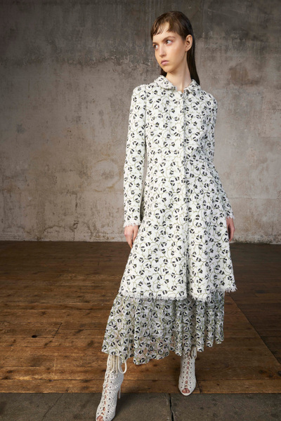 Giambattista Valli Resort 2018 - Look #32
