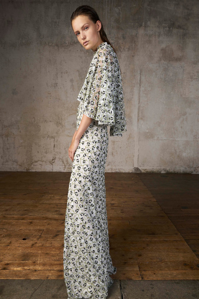 Giambattista Valli Resort 2018 - Look #35