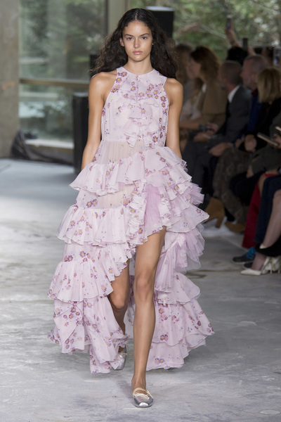 Giambattista Valli Spring 2018 Ready-to-Wear - Look #24