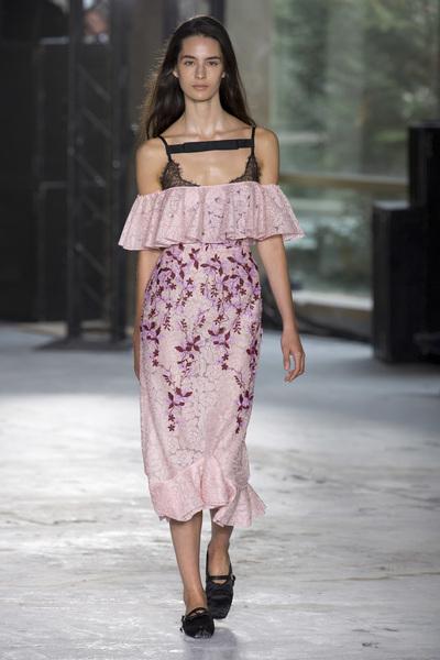 Giambattista Valli Spring 2018 Ready-to-Wear - Look #28