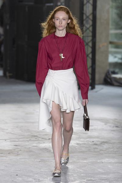 Giambattista Valli Spring 2018 Ready-to-Wear - Look #32