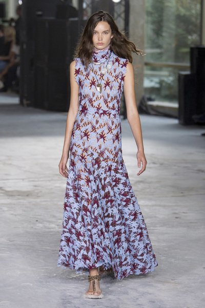 Giambattista Valli Spring 2018 Ready-to-Wear - Look #41
