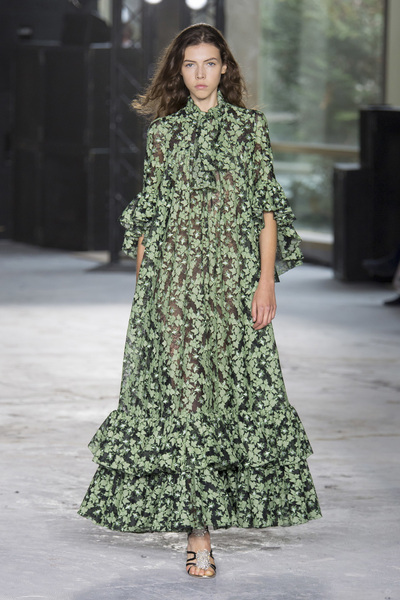 Giambattista Valli Spring 2018 Ready-to-Wear - Look #45