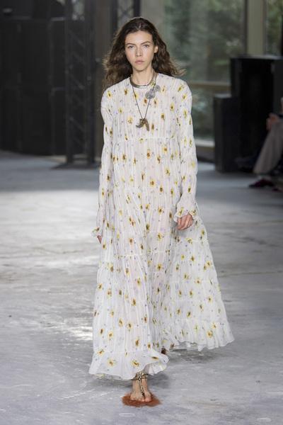 Giambattista Valli Spring 2018 Ready-to-Wear - Look #9