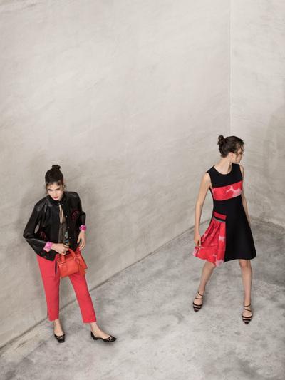 Giorgio Armani Resort 2018 - Look #1