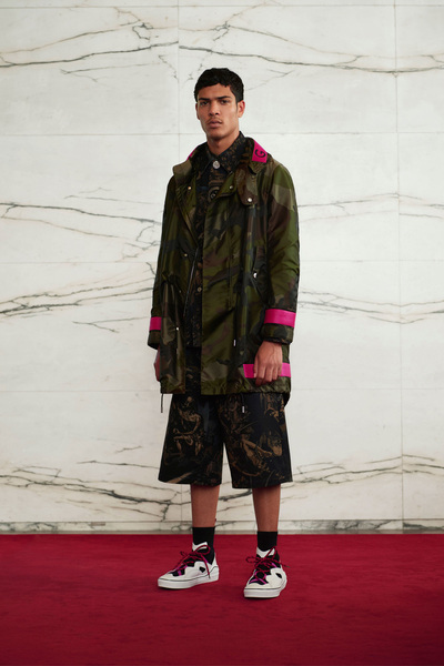 Givenchy Resort 2018 - Look #13