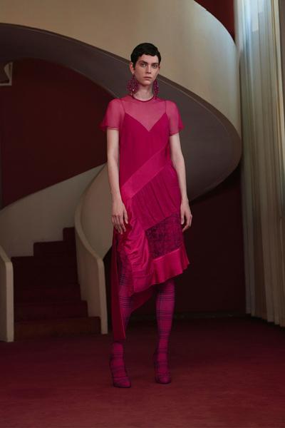 Givenchy Resort 2018 - Look #14