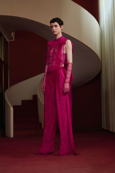 Givenchy Resort 2018 - Look #27