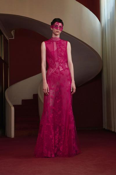 Givenchy Resort 2018 - Look #34