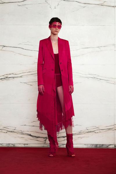 Givenchy Resort 2018 - Look #7