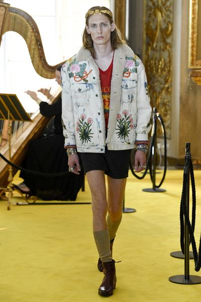 Gucci Resort 2018 - Look #10