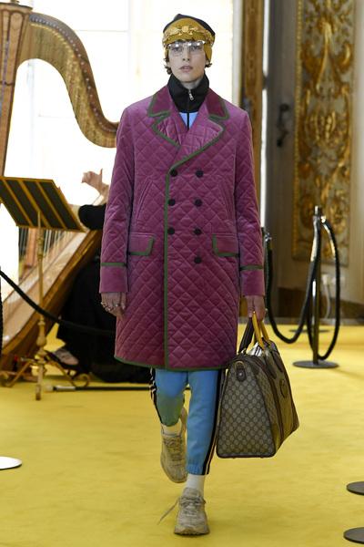 Gucci Resort 2018 - Look #4