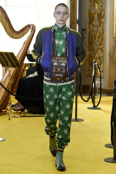 Gucci Resort 2018 - Look #48