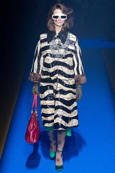 Gucci Spring 2018 Ready-to-Wear - Look #100