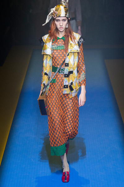 Gucci Spring 2018 Ready-to-Wear - Look #102