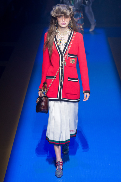 Gucci Spring 2018 Ready-to-Wear - Look #19