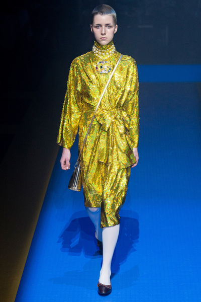Gucci Spring 2018 Ready-to-Wear - Look #2