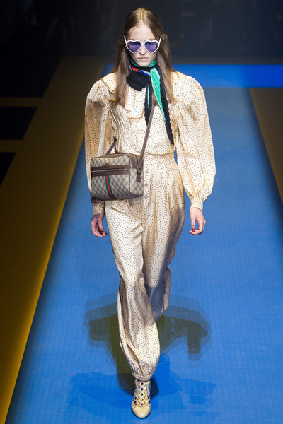 Gucci Spring 2018 Ready-to-Wear - Look #21