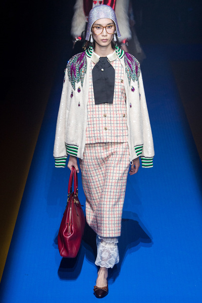 Gucci Spring 2018 Ready-to-Wear - Look #27