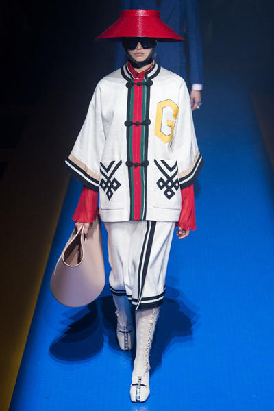 Gucci Spring 2018 Ready-to-Wear - Look #43