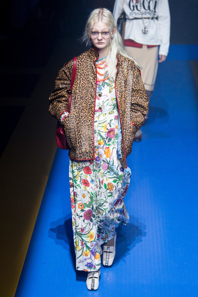 Gucci Spring 2018 Ready-to-Wear - Look #5