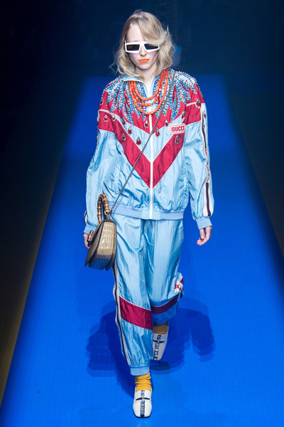Gucci Spring 2018 Ready-to-Wear - Look #52
