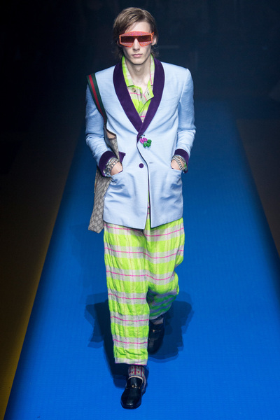 Gucci Spring 2018 Ready-to-Wear - Look #57