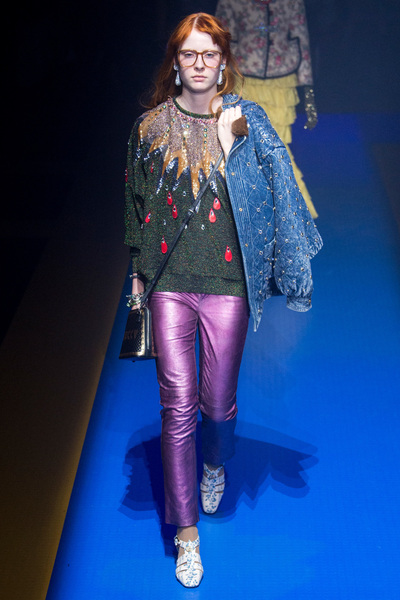 Gucci Spring 2018 Ready-to-Wear - Look #64