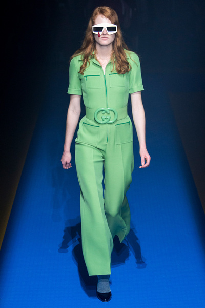 Gucci Spring 2018 Ready-to-Wear - Look #66