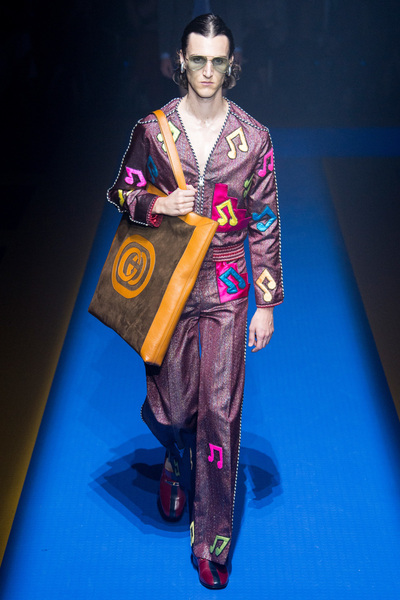 Gucci Spring 2018 Ready-to-Wear - Look #7