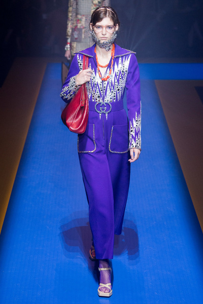 Gucci Spring 2018 Ready-to-Wear - Look #76