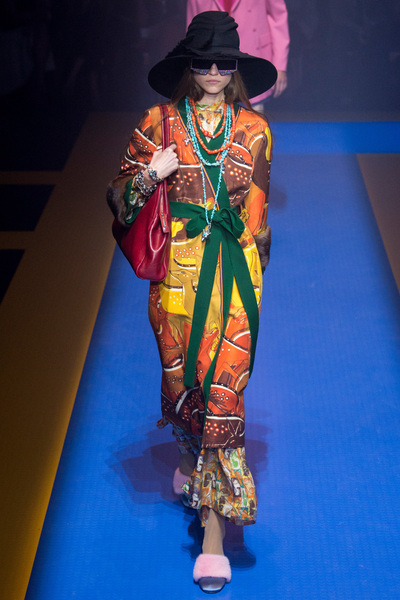 Gucci Spring 2018 Ready-to-Wear - Look #79