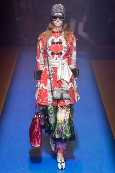 Gucci Spring 2018 Ready-to-Wear - Look #86