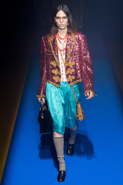 Gucci Spring 2018 Ready-to-Wear - Look #88