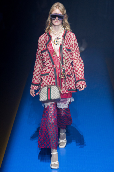 Gucci Spring 2018 Ready-to-Wear - Look #9