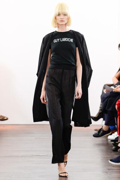 Guy Laroche Spring 2018 Ready-to-Wear - Look #2