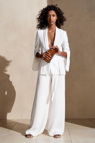 HALSTON HERITAGE Spring 2018 Ready-to-Wear - Look #19