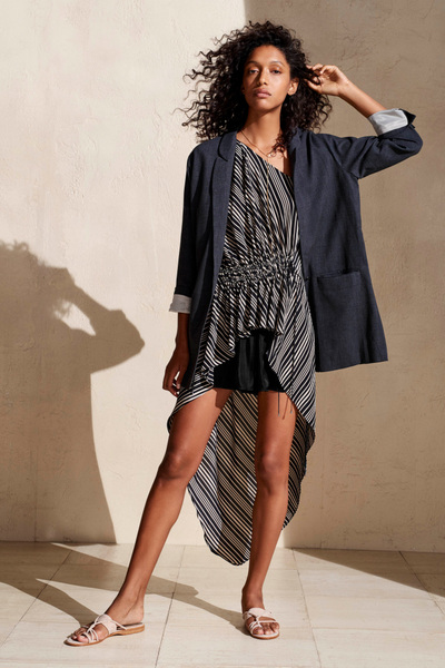 HALSTON HERITAGE Spring 2018 Ready-to-Wear - Look #4