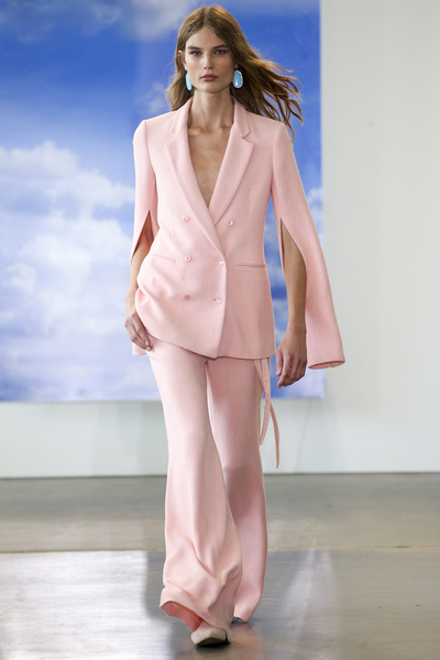 Hellessy Spring 2018 Ready-to-Wear - Look #1