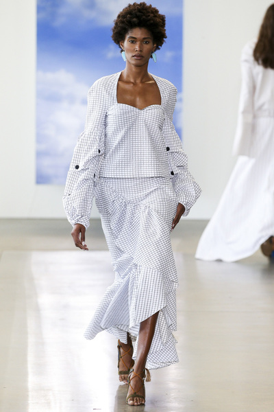 Hellessy Spring 2018 Ready-to-Wear - Look #10