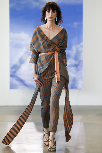 Hellessy Spring 2018 Ready-to-Wear - Look #11