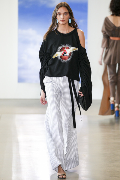 Hellessy Spring 2018 Ready-to-Wear - Look #13