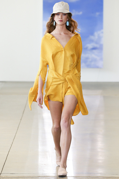 Hellessy Spring 2018 Ready-to-Wear - Look #14